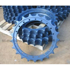 Sprocket Daewoo Excavator Parts Undercarriage Parts Sprocket Ex200-3/5 Hitachi Rotary Conveyor pictures & photos