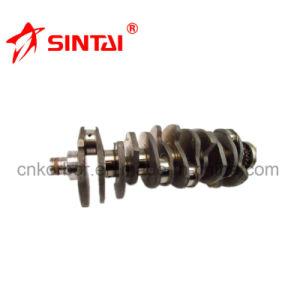 Casting Steel Crankshaft for Mercedes Benz Om403 4030303001 pictures & photos