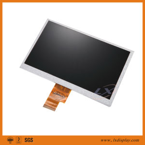 """Factory Price 7"""" 1024*600 50 Pins LX700B4002 TFT LCD Screen pictures & photos"""