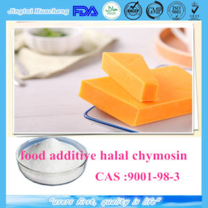 Top Quality Food Additive Kosher Halal Rennet/ Chymosin/Rennin/Calf Rennet CAS: 9001-98-3 pictures & photos