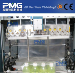 PVC Tape Heat Shrink Sleeve Bottle Shrink Wrap Machine pictures & photos