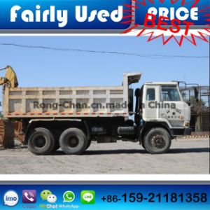 Second Hand Nissan Ud Dumper Truck 6*4 pictures & photos