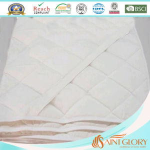 Fitted Style Factory Price Quilted Crib Baby Mattress Pad pictures & photos