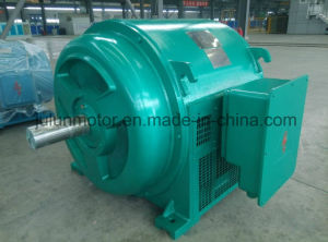 Jr Series High Voltage Wound Rotor Slip Ring Motor Ball Mill Motor Jr1512-8-570kw-6kv/10kv pictures & photos