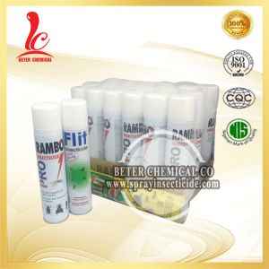 OEM Good Quality Powerful Oil-Based Instant Kill Aerosol Insecticide pictures & photos
