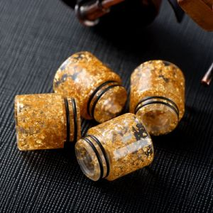 Tfv8 Shining Resin Drip Epoxy Resin Drip Shining Color Resin Drip Tip for Tfv8 Tfv12 pictures & photos