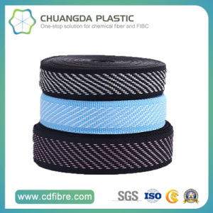 100% Eco-Friendly PP Webbings for Garments/Bags pictures & photos