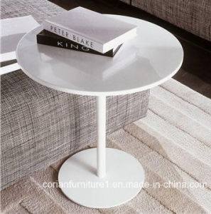 Simple Design Corian Small Table pictures & photos