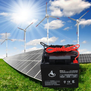 12V 38ah Rechargeable Sealed Lead Acid Battery for Solar