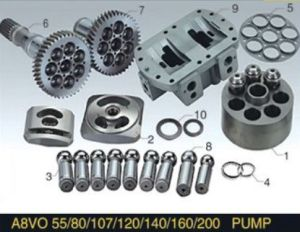 Replace Rexroth Piston Pump Engine Parts A8vo160 Spare Parts pictures & photos