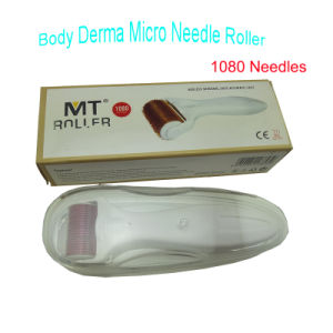 1080 Needles Body Micro Needle Roller System Large Derma Roller pictures & photos