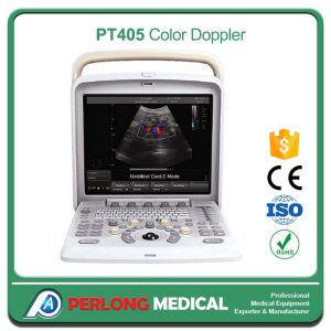 4D Portable Color Doppler Ultrasound Scanner Machine pictures & photos