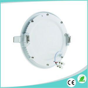3W/6W/9W/12W/15W/18W/24W Ultra Thin Round LED Panel Light pictures & photos