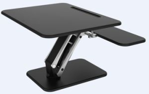 "Loctek 27"" Wide Platform Height Adjustable Standing Desk Riser, Sit-Stand Workstation, (MT103S-PT) pictures & photos"
