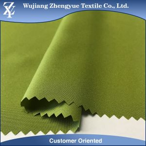 50d Ultralight 100% Polyester Woven Plain Dyed Stretch Garment Fabric for Sportswear pictures & photos