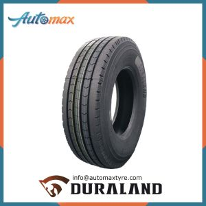 Open Shoulder Deep Cross Grooves Traction Radial Truck Tyres pictures & photos