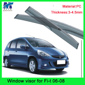 Auto Accesssories Sun Guard Window Side Visor for Hodna Fit 06-08 pictures & photos