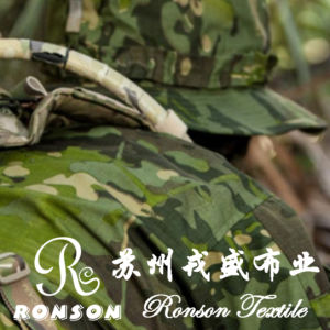 Multicam Tropic Nylon Cordura Greenland Camouflage, Polyester Cordura PU Coated pictures & photos