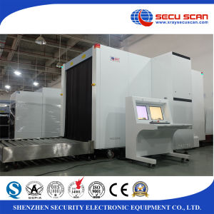 Cargo X ray Inspection System 1.5m(W)*1.8m(H), X-ray Cargo Screening Machine AT150180 pictures & photos