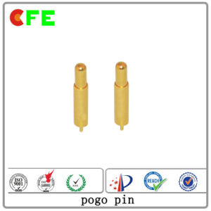 Customized Hight Current Brass Pogo Pin for Charging pictures & photos