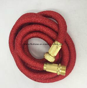 50FT Expanding Hose, Strongest Expandable Garden Hose with Double Latex Core, Solid Brass Connector and Extra Strength Fabric for Car Garden Hose Nozzl pictures & photos