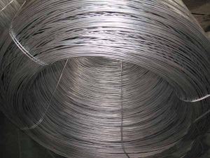 1.57mm ACSR Steel Core Wire for Producing ACSR Conductors pictures & photos