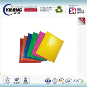 2017 Self Adhesive Colored Poly Mailing Bags pictures & photos