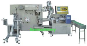 Flat Wet Tissue Making Machine (1Sheet/Bag) pictures & photos