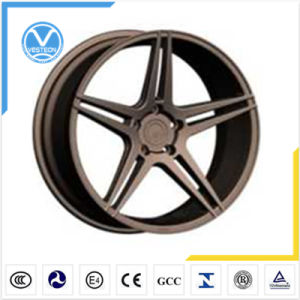 20 Inch Matte Black Mag Alloy Wheels Rims pictures & photos