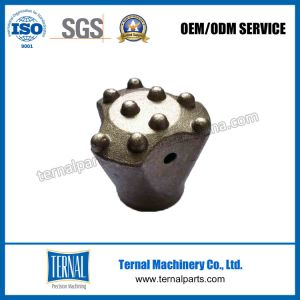 Self-Drilling Rock Bolt Drill Bit by Investment Casting pictures & photos