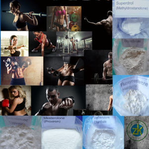 Muscle Bodybuilding Powder of Methenolone Acetate Muscle Enhance Steroid Powder pictures & photos