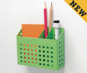 Personalized Desk Accessories/ Metal Mesh Stationery Magnetic Hanaging/ Office Desk Accessories pictures & photos