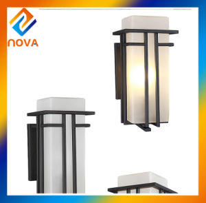 Modern Design Square LED Wall Light for Outdoor Use pictures & photos
