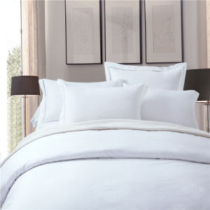 4 Pieces Very Cheap Cotton California King for Hotel Apartment pictures & photos