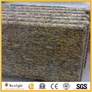 Eased/Laminate/Bullnose/White/Green/Blue Granite/Marble/Quartz Stone Kitchen Countertop pictures & photos