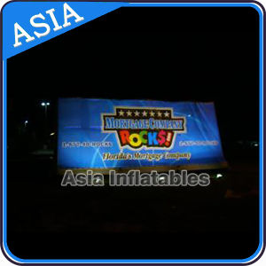 Attracting Inflatable Billboard for Advertisement, Inflatable Light Billboard for Events pictures & photos