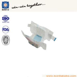 China Factory Non-Woven Baby Disposable Diaper pictures & photos