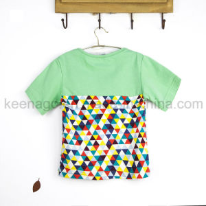 Fashion Children Household Popular Kids Round Neck Baby Clothes pictures & photos