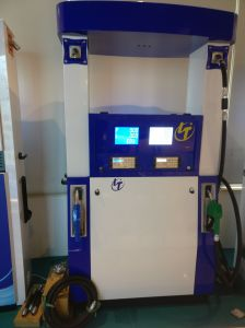 Rt-W244 Fuel Dispenser for Fuel Station Made in China pictures & photos