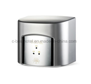 Plastic Toilet Infrared Automatic Hand Dryer pictures & photos