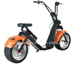 New Design City Coco Electric Scooter with Aluminum Alloy Material pictures & photos