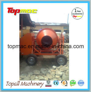 Mixing Concrete Used Best Portable Cement Mixer pictures & photos