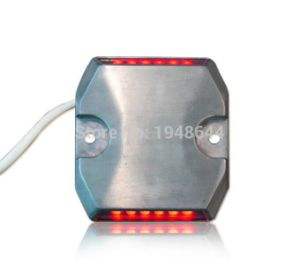DC12V Aluminum Tunnel Road Blue LED Wired Road Stud pictures & photos
