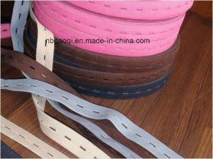 Nylon/Polyester E-Band Elastic Tape Jacquard Use for Underwear pictures & photos