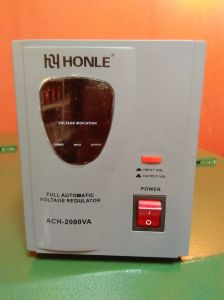 Ach Home Used Relay Type Voltage Stabilizer pictures & photos