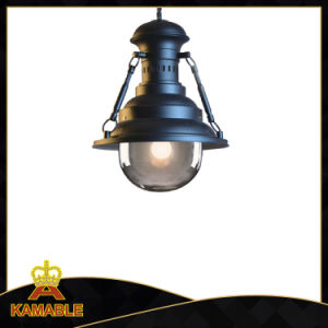 Good Quality Matt Black Hanging Pendant Lamp (KAC711(chromed, matt black)) pictures & photos