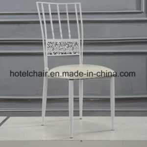 Fresh Design European Style Iron Dining Chair pictures & photos