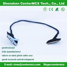 LCD Cable Factory Lvds Cable Twisted Flexible Lvds Cable pictures & photos