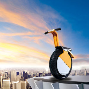 Monowheel Scooter Aluminium Alloy Balancing Electric Motorcycle pictures & photos