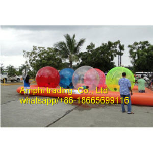 Inflatable Bubble Ball Water Ball/Walk on Water Plastic Ball pictures & photos